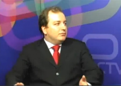 Fernando Ferreira CEO da Vox Soluções é entrevistado no TV Call Center do UOL